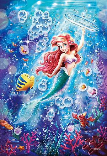 (布料質地) 小魚仙 - Sparkling Sea 300塊 (26×38cm)