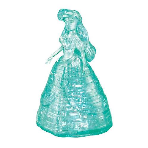 水晶立體 - 晚裝小魚仙 40塊