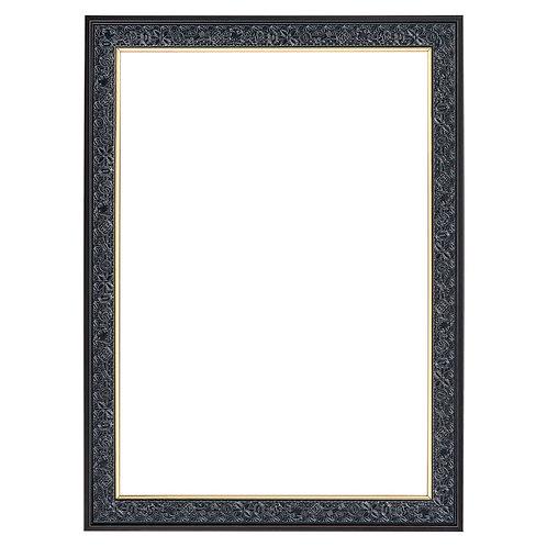 鬼滅之刃雕刻框 漆黑色 - 38×53cm (500塊)