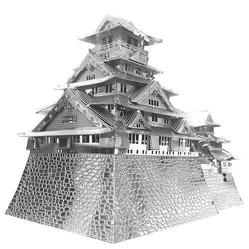 金屬立體 - 大阪城城堡