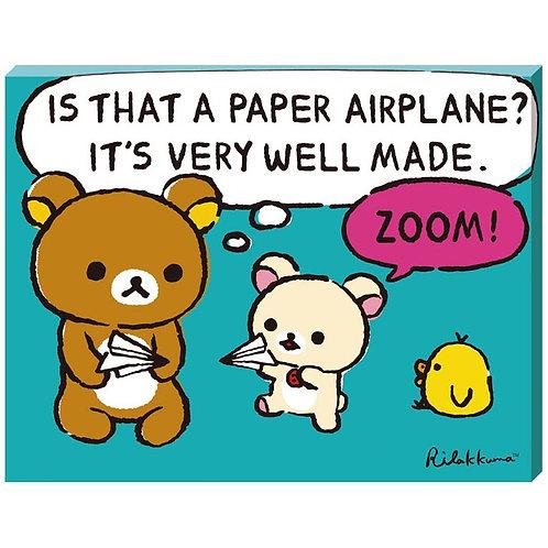 畫布框立體 - 鬆弛熊 悠閒生活 366塊