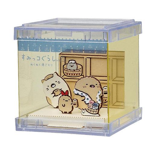 Paper Theater Cube - 角落生物 Sumikko溫泉