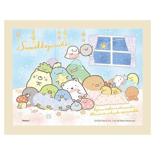 (透明樹脂) 角落生物 - 歡樂睡眠派對 150塊 (7.6×10.2cm)