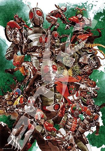 幪面超人 - 幪面超人之榮耀 1000塊 (51×73.5cm)