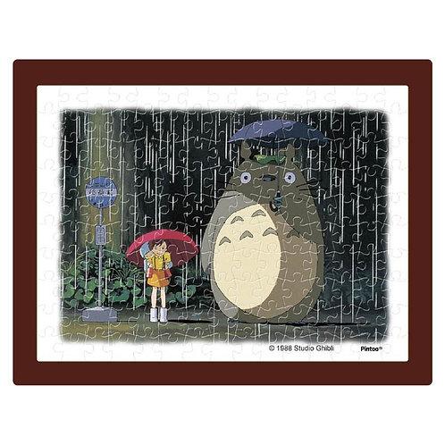 (環保樹脂) 龍貓 - 雨中巴士站 150塊 (7.6×10.2cm)