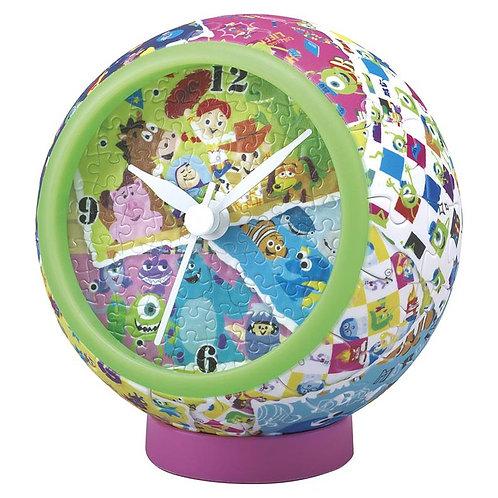 時鐘立體 - Pixar卡通人物II 145塊