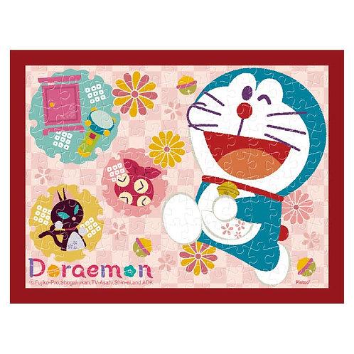 (環保樹脂) 多啦A夢 - 桃紅之色 150塊 (7.6×10.2cm)
