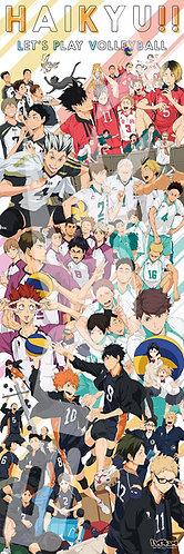 排球少年 - HAIKYU!!! 950塊 (34×102cm)