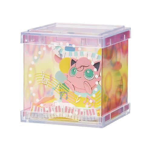 Paper Theater Cube - 寵物小精靈 波波球