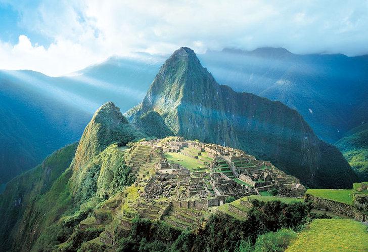 秘魯風景 - 馬丘比丘 300塊 (26×38cm)