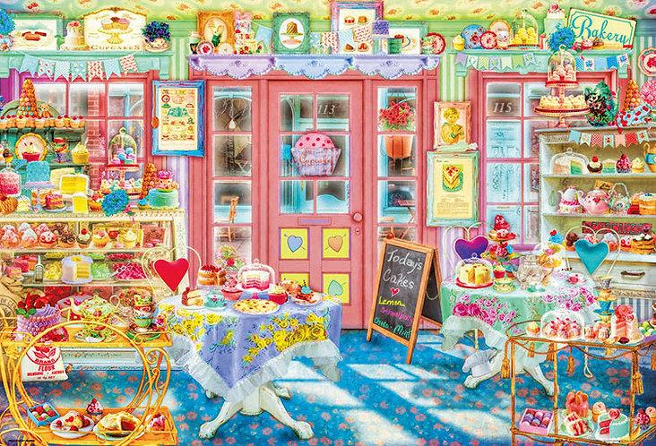 Aimee Stewart - 甜美蛋糕店 1000塊 (49×72cm)