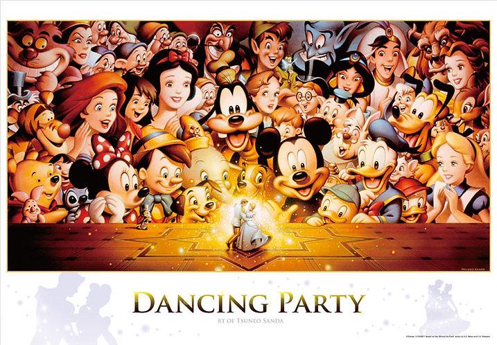 迪士尼 - 迪士尼舞會派對 300塊 (30.5×43cm)