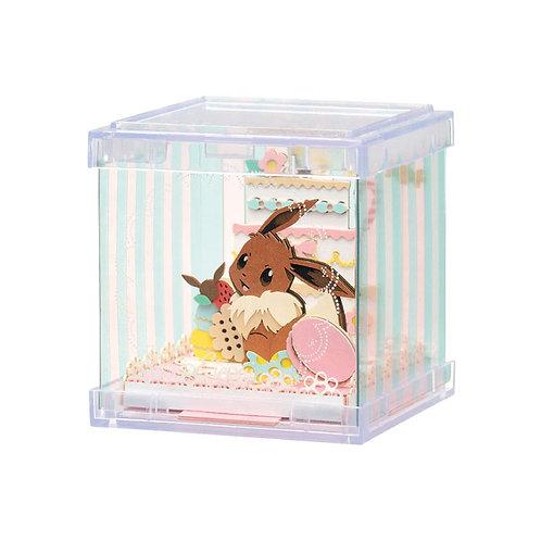 Paper Theater Cube - 寵物小精靈 伊貝