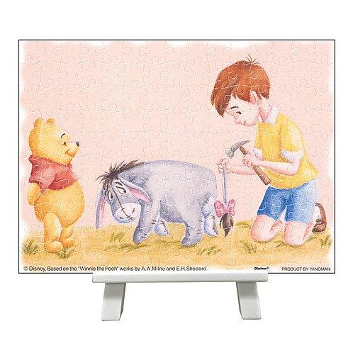 (環保樹脂) 小熊維尼 - 不用擔心 150塊 (7.6×10.2cm)