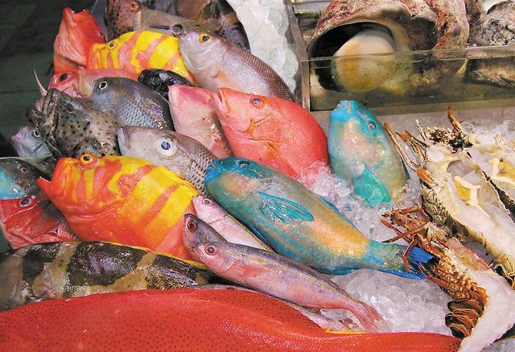 其他類 - 沖繩魚市場 300塊 (26×38cm)