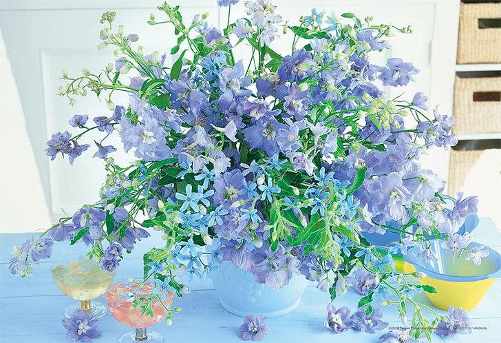 花藝 - 冰之藍 300塊 (26×38cm)