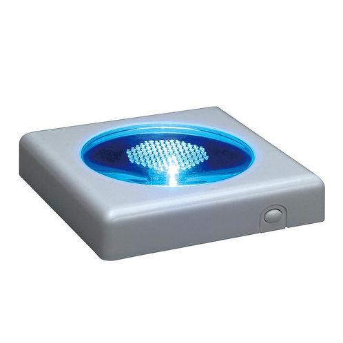 水晶立體專用 - 三色光源燈座 白色