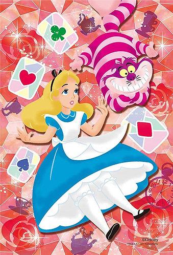 (透明樹脂) 愛麗絲夢遊仙境 - 奇妙世界 70塊 (10×14.7cm)