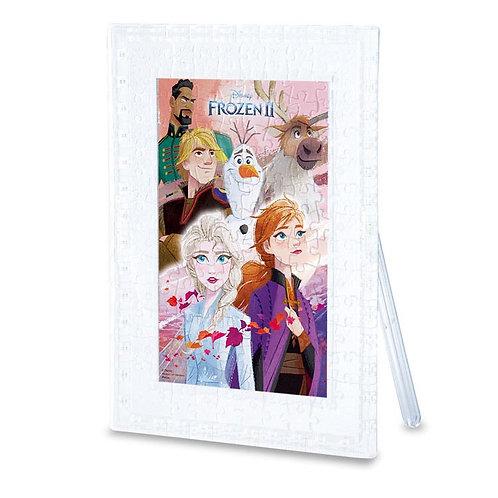 (透明樹脂) 魔雪奇緣 - 新的旅程 132塊 (15.8×21.4cm)