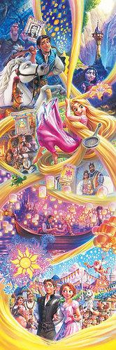 魔髮奇緣 - 長髮公主的故事 456塊 (18.5×55.5cm)