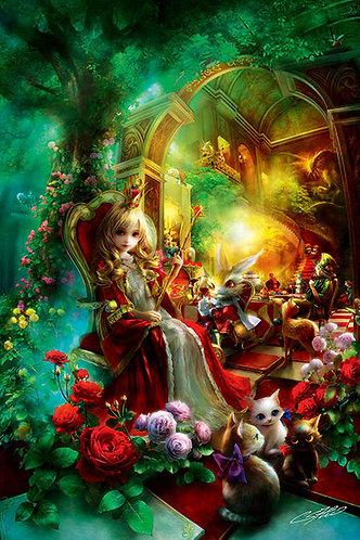 SHU - 愛麗絲女王 1000塊 (50×75cm)