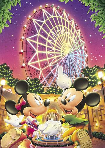 (夜光) 迪士尼 - 幻想之夜 108塊 (18.2×25.7cm)