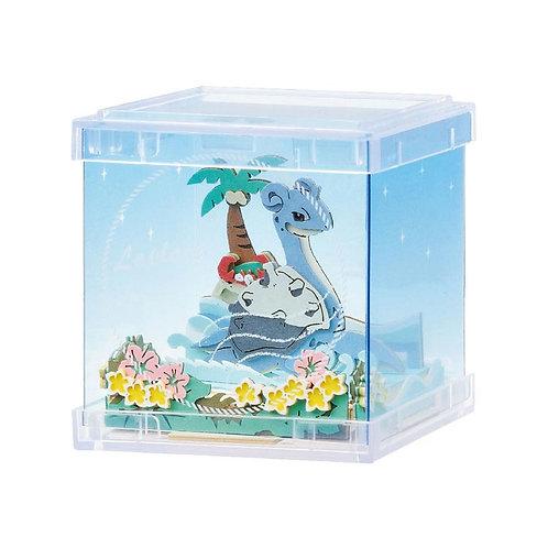 Paper Theater Cube - 寵物小精靈 背背龍