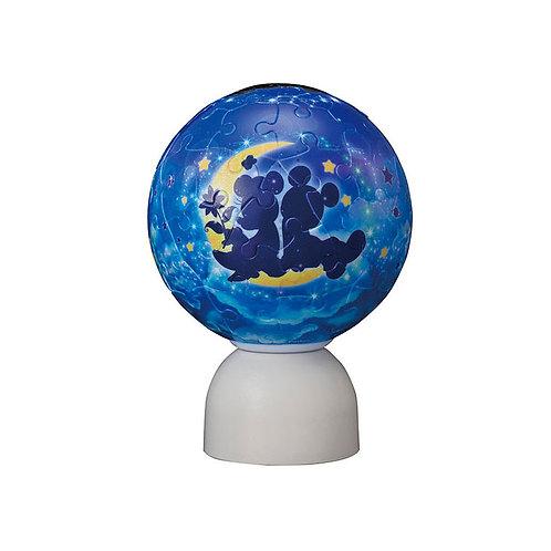 球形立體 - 米奇與米妮 尋星者 60塊