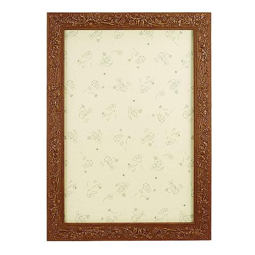 (已修復) 吉卜力龍貓雕刻框 橡子色 - 50×75cm (1000塊)