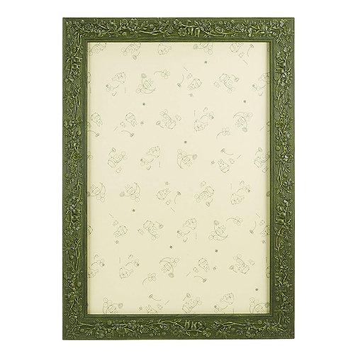 吉卜力龍貓雕刻框 葉綠色 - 50×75cm (1000塊)