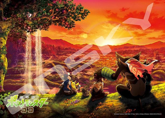 寵物小精靈 - 劇場版可可電影海報 500塊 (38×53cm)