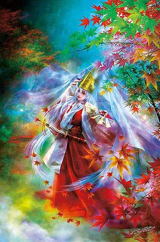 SHU - 紅霞之女 1000塊 (50×75cm)