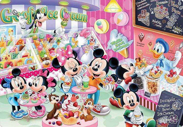 兒童向 - 迪士尼 雪糕店 60塊 (26×37.5cm)
