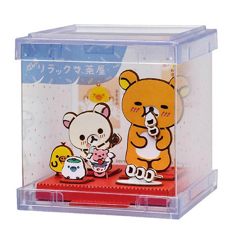 Paper Theater Cube - 鬆弛熊 鬆弛熊茶館