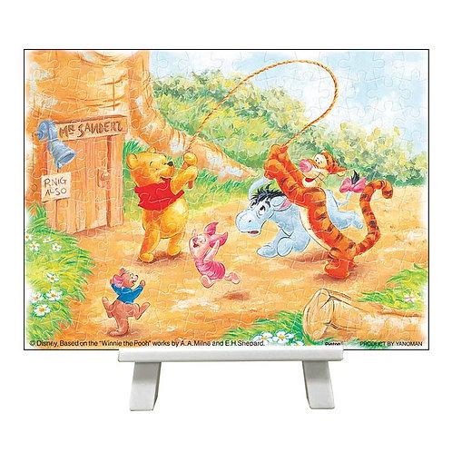 (環保樹脂) 小熊維尼 - 玩樂時間 150塊 (7.6×10.2cm)