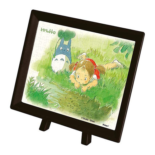 (環保樹脂) 龍貓 - 小川岸邊 150塊 (7.6×10.2cm)