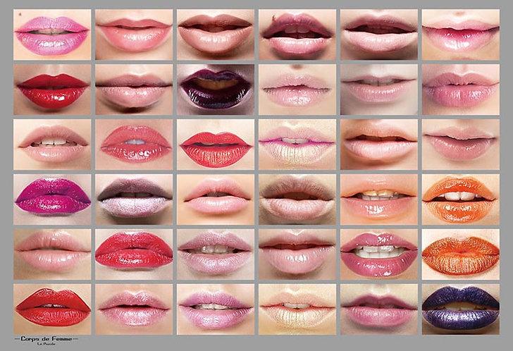 其他類 - 36種唇彩 300塊 (26×38cm)