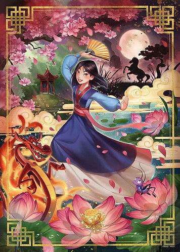 花木蘭 - 傳奇物語 500塊 (35×49cm)
