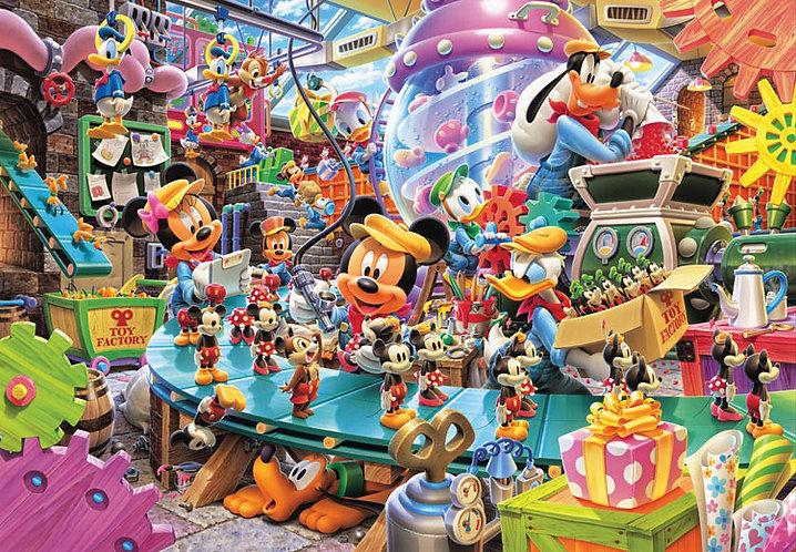 迪士尼 - 米奇玩具工廠 300塊 (30.5×43cm)
