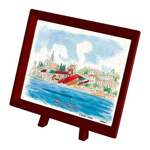 (環保樹脂) 飛天紅豬俠 - 薩瓦省登陸 150塊 (7.6×10.2cm)
