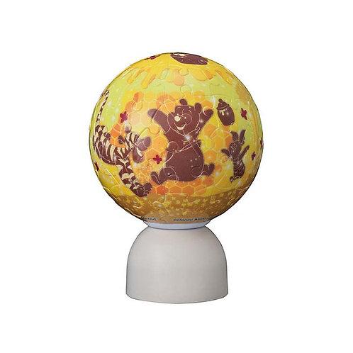 球形立體 - 小熊維尼 蜜糖任務 60塊