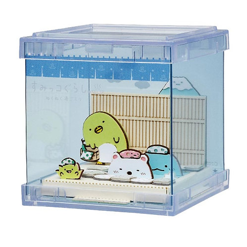Paper Theater Cube - 角落生物 溫暖之湯