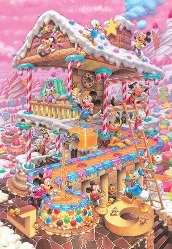 迪士尼 - 米奇老鼠妙妙屋II 1000塊 (51×73.5cm)