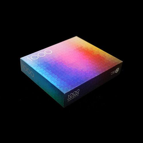 CMYK - Colours: The Original 1000塊 (50×70cm)