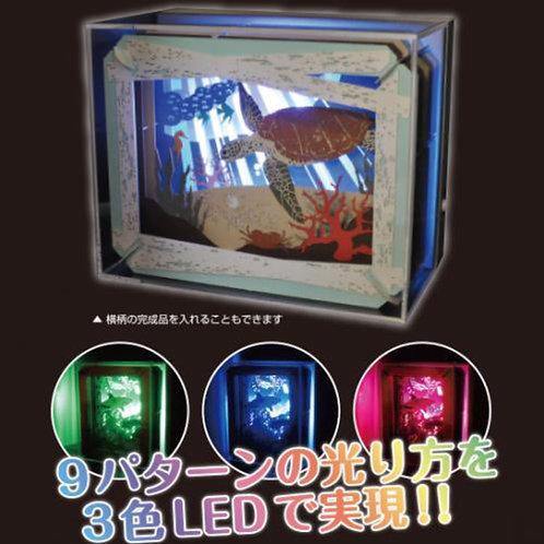 Paper Theater 發光展示盒