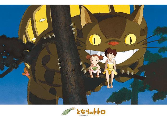 龍貓 - 對母親的思念 500塊 (38×53cm)