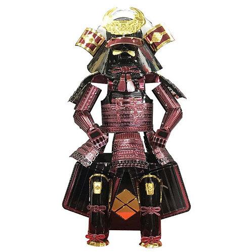 金屬立體 - 武田信玄鎧甲