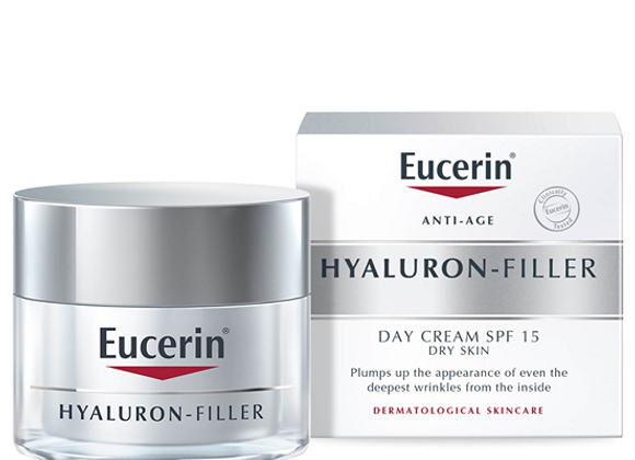 Anti-Age Hyaluron-Filler Day Cream SPF15 + UVA