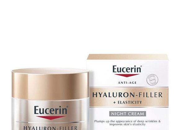 Eucerin Elasticity + Filler Night Cream 50ml