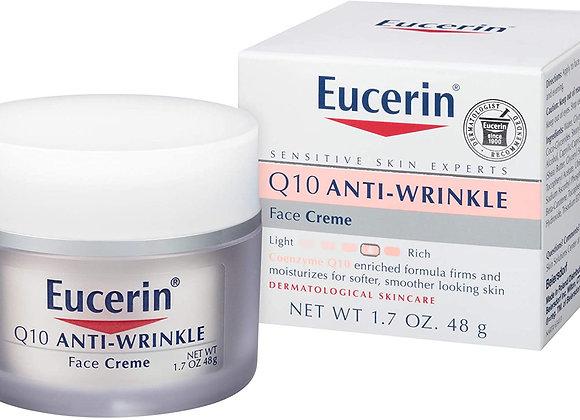 Eucerin Sensitive Skin Experts Q10 Anti-Wrinkle Face Cream